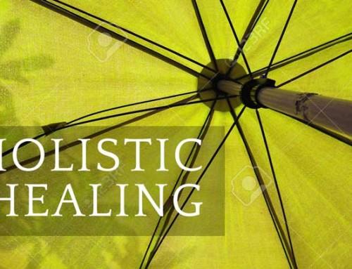 The Holistic Healing Umbrella